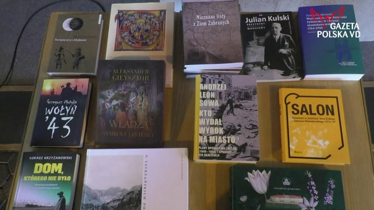 Targi książki historycznej tuż tuż