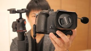 旅動画における現状個人的最強カメラセッティング