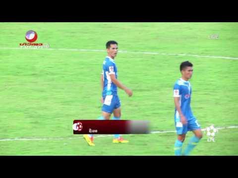 LAO PREMIER LEAGUE 2016 / NUOL FC 1-3 CSC CHAMPA FC