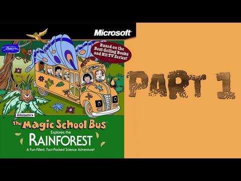 Whoa I Remember: Magic School Bus Explores The Rainforest: Part 1