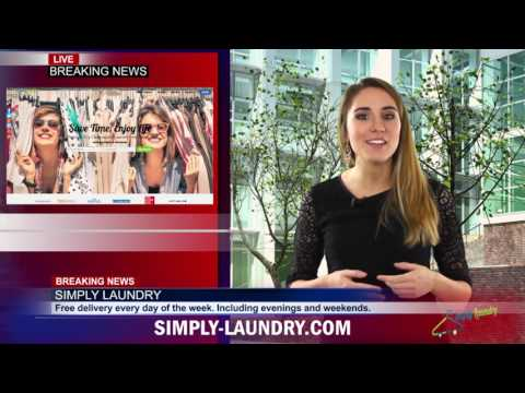 Simply Laundry New Website Launch