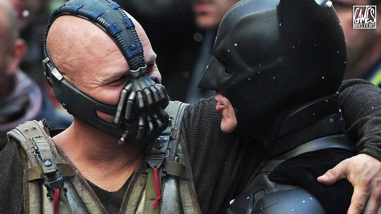 смотреть онлайн фильм бэтмен возрождение легенды
