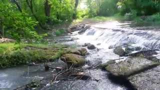 Черниговский водопад(Galaxy S4 mini test Full HD)(, 2014-06-17T16:30:07.000Z)