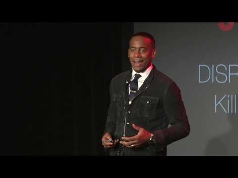 Disruptive Communication   Jeff Johnson   TEDxUniversityofMarylandBaltimore