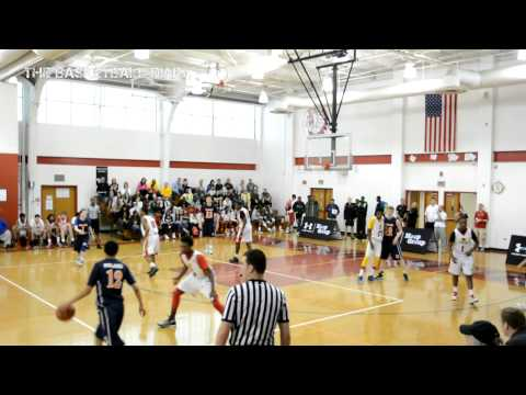 Carolina Wolves (South Carolina) Vs Syracuse Select (New York) | 2014 Hoop Group Pitt Jam Fest