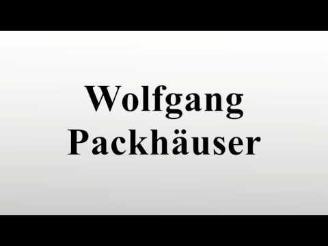Wolfgang Packhäuser