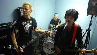 Green Day live on Facebook 9/5/17