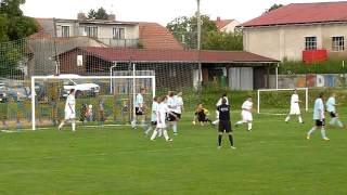 Videa ze zápasů AFK Sokol Dobřenice - chlapi - sezóna 2012/2013