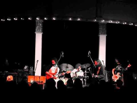 Chris Robinson Brotherhood 12-6-15 Cocoanut Grove Ballroom Santa Cruz, CA