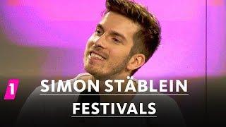 Simon Stäblein: Festivals