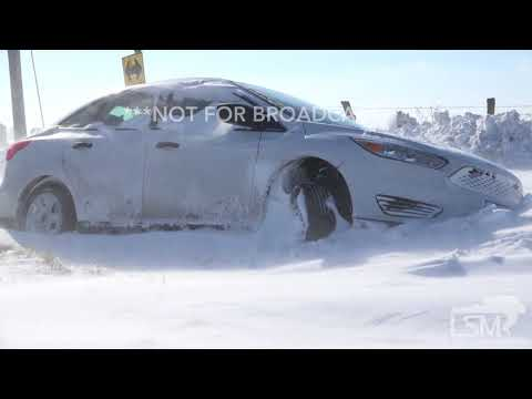 01-03-2018 Monmouth, IL - Near Whiteout and Accidents
