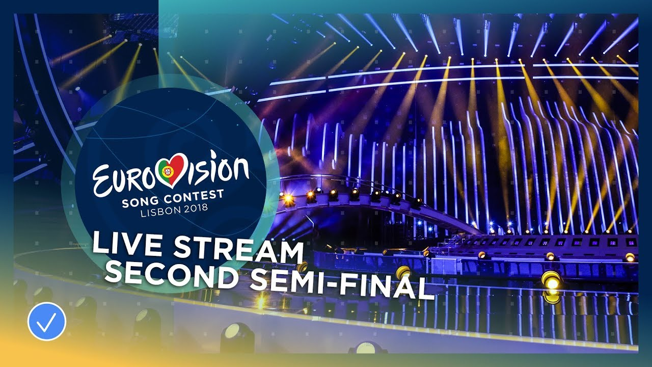 My Junior Miyo Ebay Eurovision Song Contest 2018 Second Semi Final Live