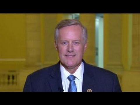 Rep. Meadows: There is a hypocrisy in the Green Party