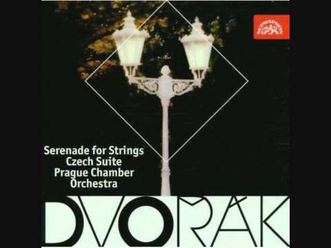 Dvořák Serenade in E major for Strings Op. 22 - 2. Tempo di Valse
