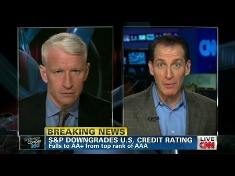 U.S. loses top credit rating