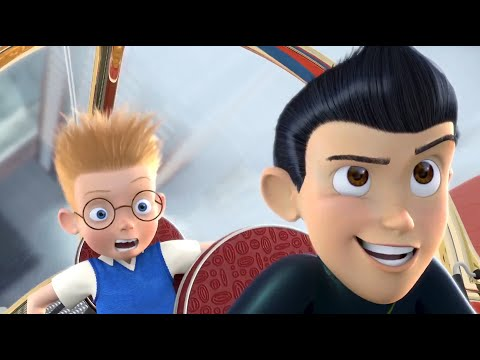To The Future!   Meet the Robinsons   HD