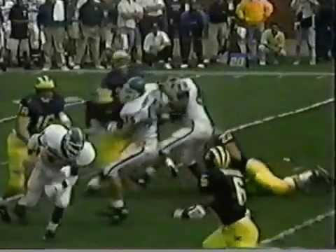 1994: Michigan 40 Michigan State 20