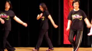2011 Lunar Year Celebration at Chinese School, Zumba Mambo