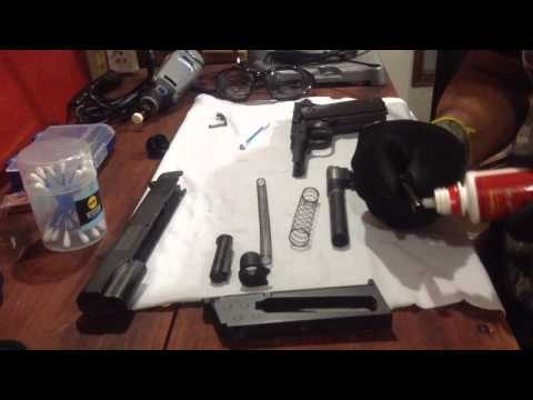 How to disassemble a Daisy powerline 11a1 or Daisy