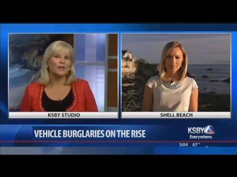 Amanda Starrantino: Reporter - Shell Beach Crime Spike PKG