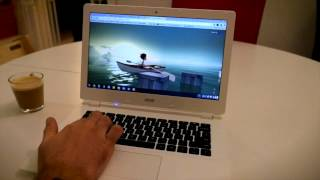 Acer Chromebook 13 Nvidia Tegra K1 - initial thoughts and review