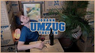 Johann Theisen – Umzug