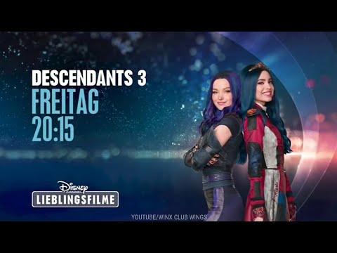 Descendants 3 Trailer Deutsch
