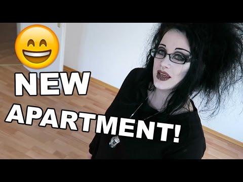 New Apartment Tour! | Black Friday