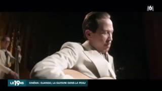 2017 Avril 22 Django Film M6 19h45 Cinéma la guitare dans la peau Stochelo Christophe
