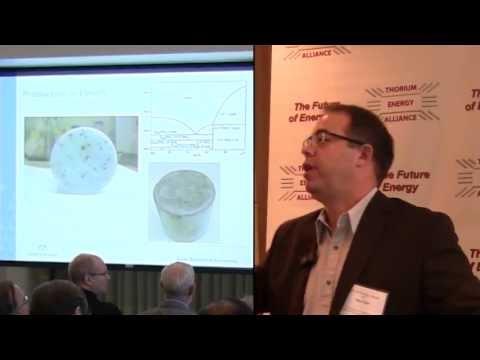Edgar Vidal - Materion Flibe Salts @ TEAC5