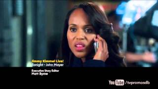 Scandal Season 3 Episode 2 Trailer - Promo HD