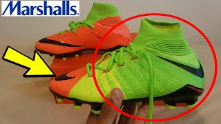 MARSHALLS SOCCER CLEAT FINDS | MUST
