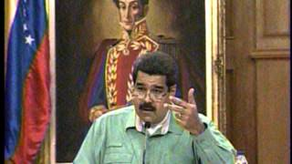 """Maduro designa nueva directiva de Cencoex: """"Rocco Albisinni será el presidente"""""""