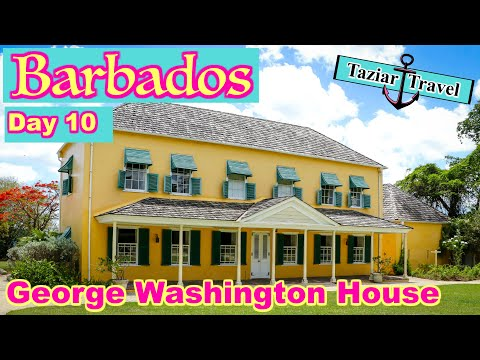Barbados Travel Vlog Day 10 - 2018