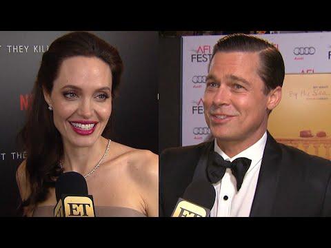 Inside Brad Pitt and Angelina Jolie's CO-PARENTING Relationship