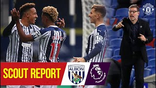 Scout Report   Bilic's Baggies visit Old Trafford   Manchester United v West Bromwich Albion