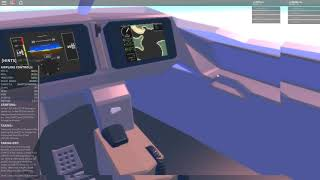 Airx Sf50 gameplay Roblox Flight simulator