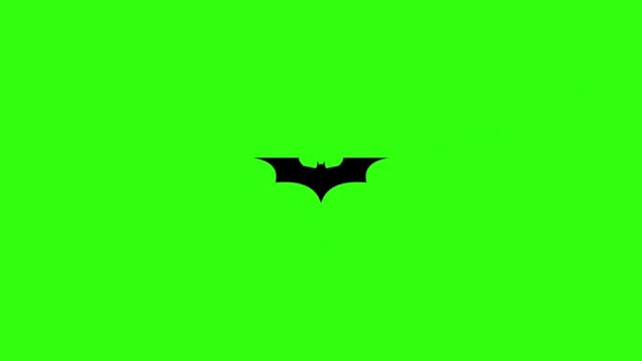 Batman The Dark Night Transition Green Screen Animation Youtube