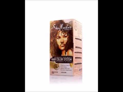 Shea Moisture Medium Chestnut Brown Hair Color System by Shea Moisture