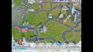 "SimCity sandbox ep2 ""Transportation"""