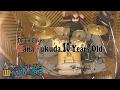 『ギミチョコ!! - BABYMETAL(Drum Cover)』10 years Drummer Mana Fukuda ~福田…