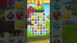 병맛 모바일게임 [팜히어로사가] 팜타스틱 퍼즐 게임!! 팜팜아!! 역시 갓겜!! [박건플레이 EP15] screenshot 4
