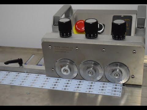 How To Adjust Pcb Cutting Wheel For Led Cutting Machine