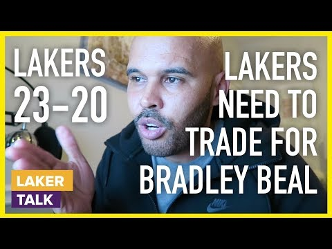Lakers Need to Trade for Bradley Beal! And Im Not Giving Up Lonzo!