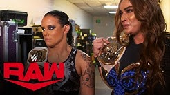 What is Nia Jax Shayna Baszlers plan WWE Network Exclusive Sept 21 2020
