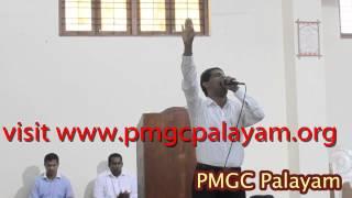 20141113 Pastor Benny Samuel ,Adoor MS