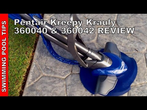 The Kreepy Krauly by Pentiar (360040 or 360042) - Review
