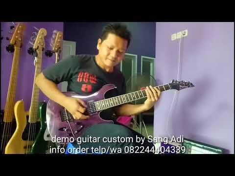 5 menit lagi Ine Sinthya guitar cover by Sang Adi