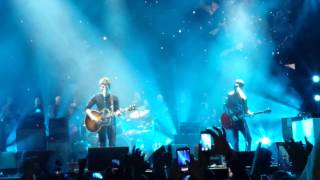 Noel Gallagher's High Flying Birds - Don't Look Back In Anger - Belfast 2015