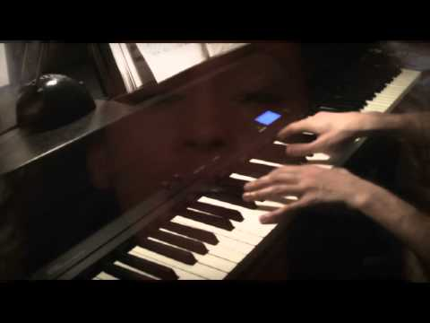 Whitney Houston - Run to you (piano)